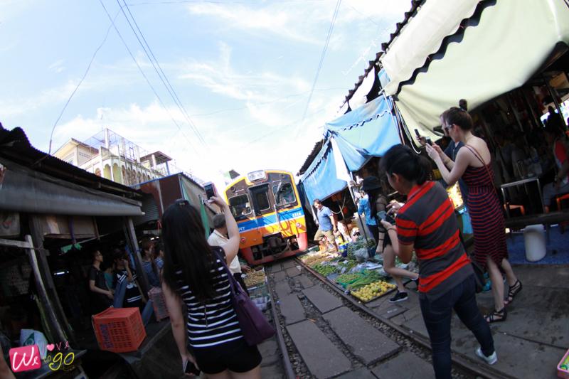 ตลาดร่มหุบ สมุทรสงคราม 03