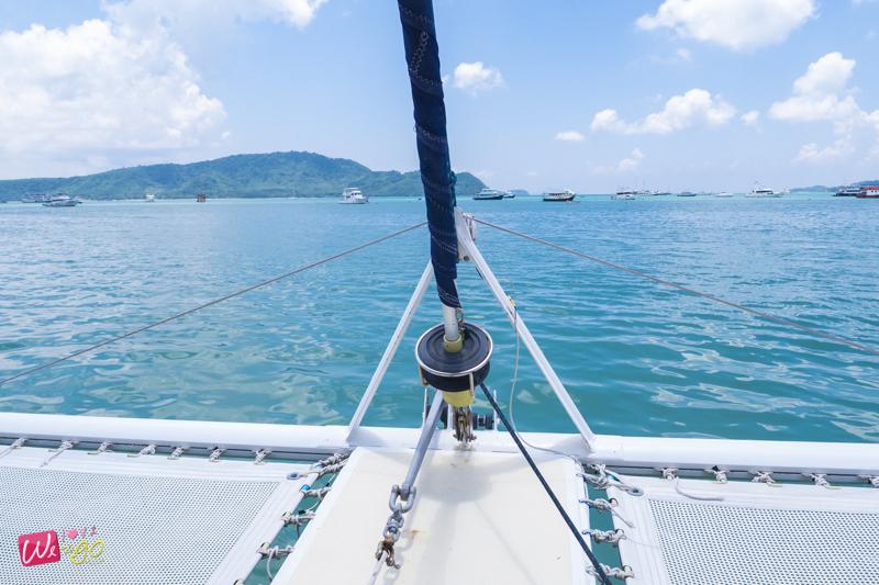 ล่องเรือใบ ทัวร์ภูเก็ต 01