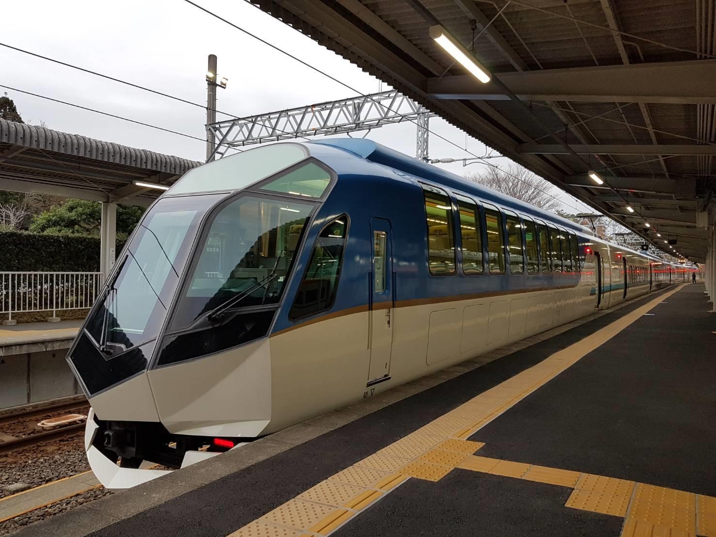 16.รถไฟด่วน Kintetsu 200213 0001