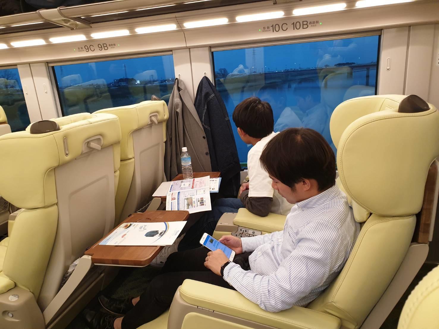 16.รถไฟด่วน Kintetsu 200213 0008