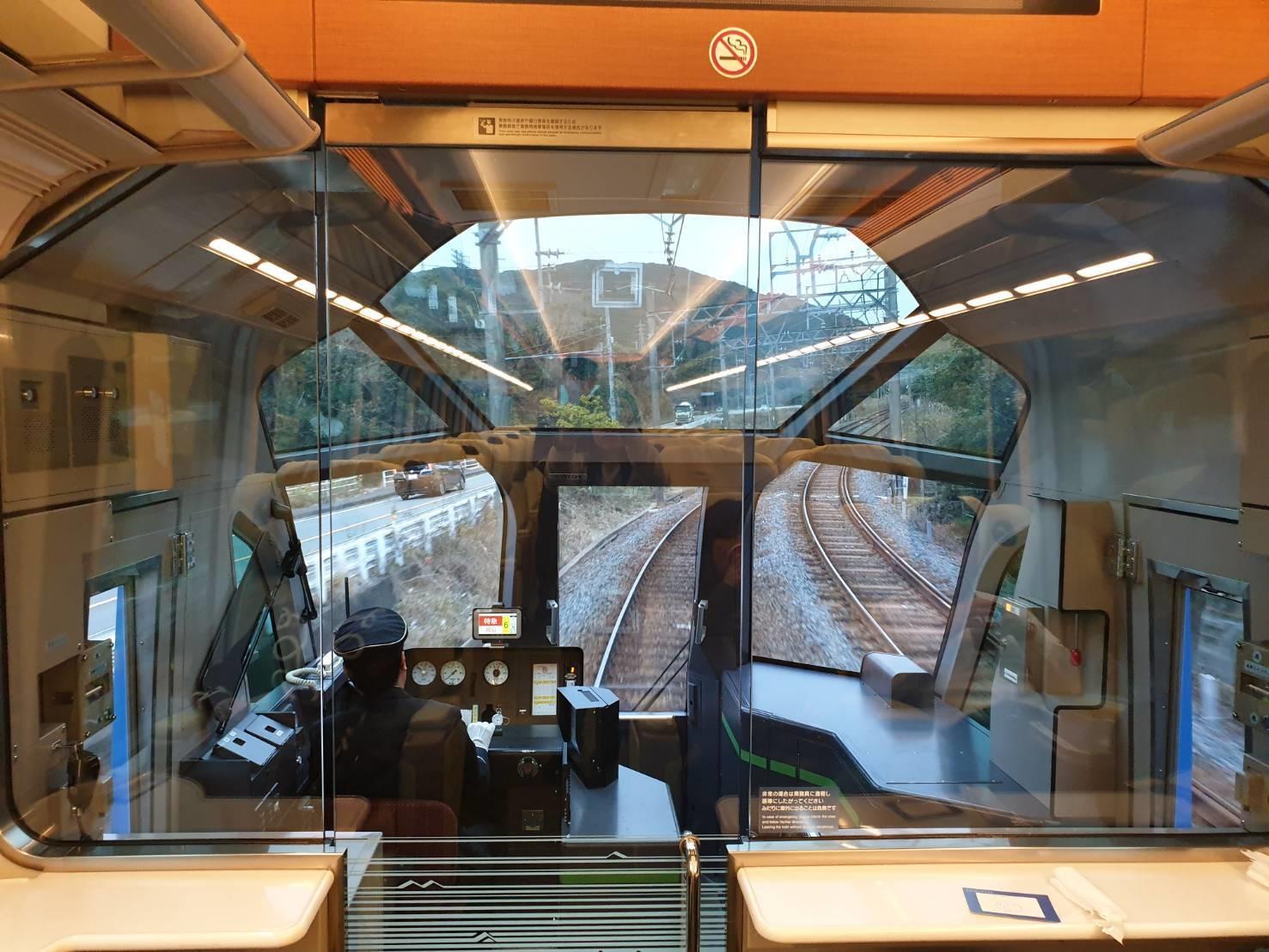 16.รถไฟด่วน Kintetsu 200213 0009
