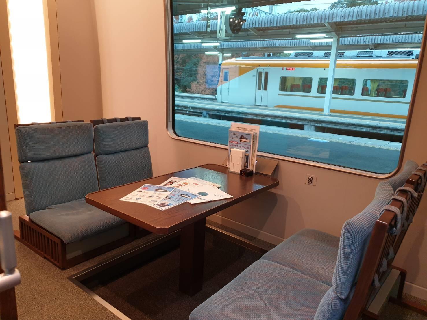 16.รถไฟด่วน Kintetsu 200213 0015