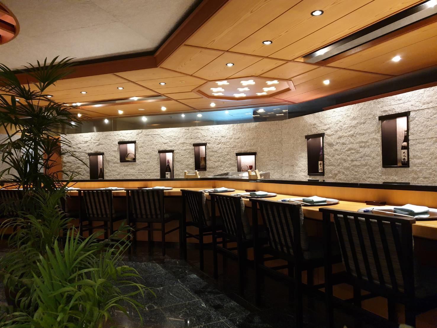 18 ห้องอาหาร Uemachi 200213 0004