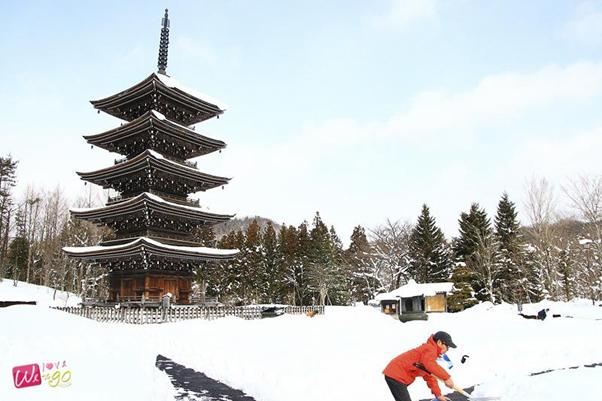 enjoy winter in japan 22