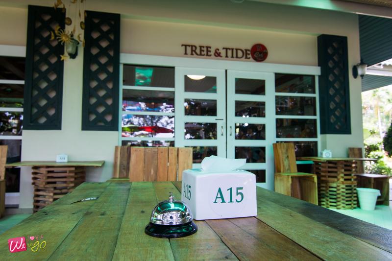 Tree Tide Riveside Cafe 02