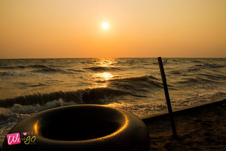 ชายหาดบางแสน ชิมซีฟู้ดริมทะเล 03