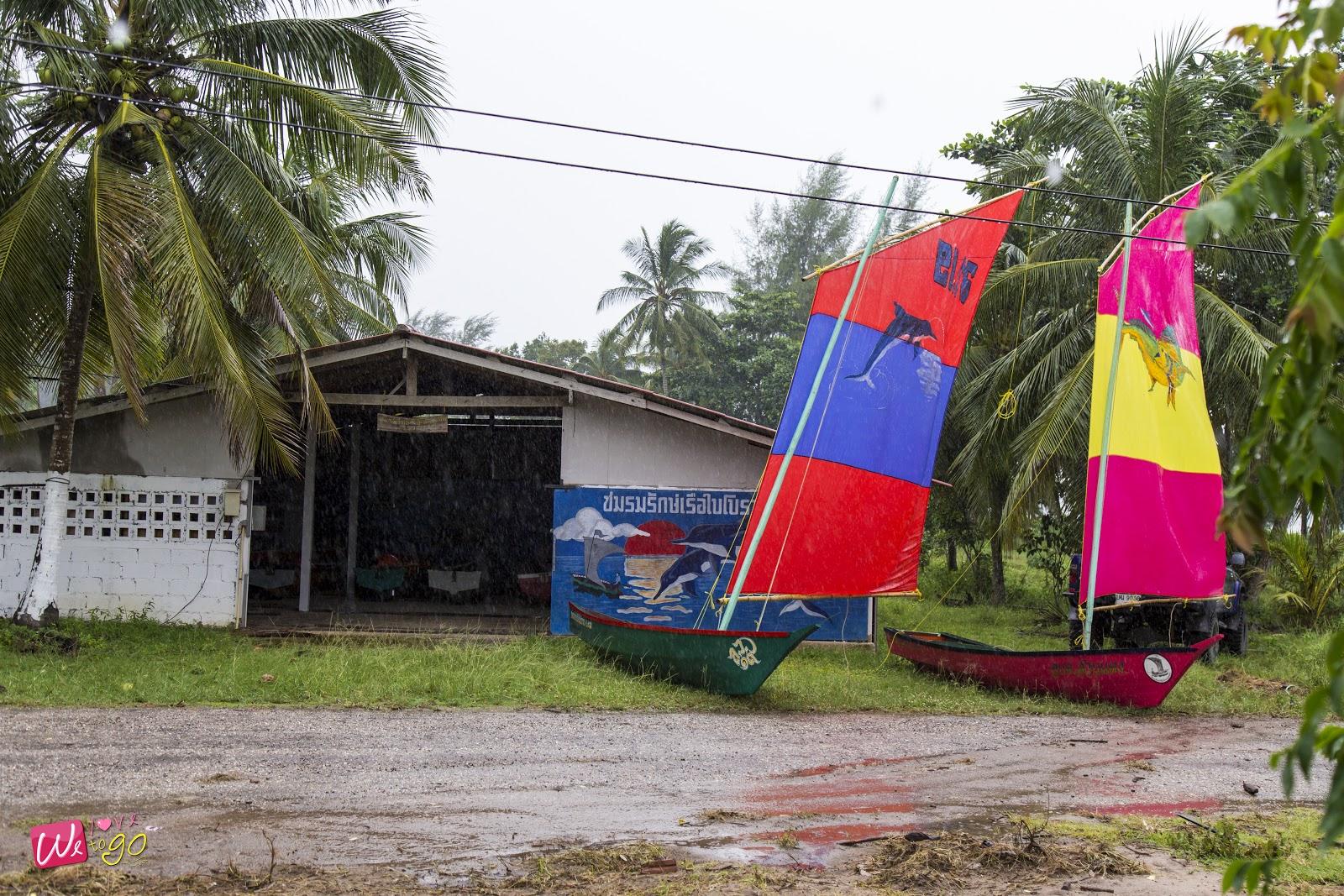 ranong chumphon rainy season trip93