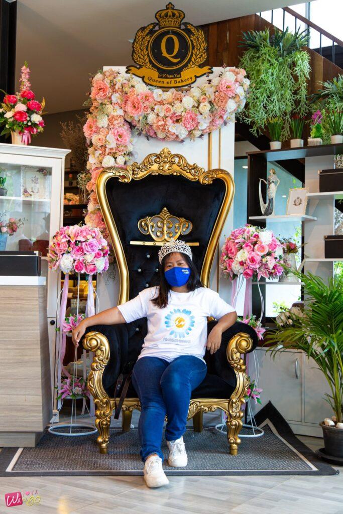 ควีน ออฟ เบเกอรี่ Queen of Bakery4
