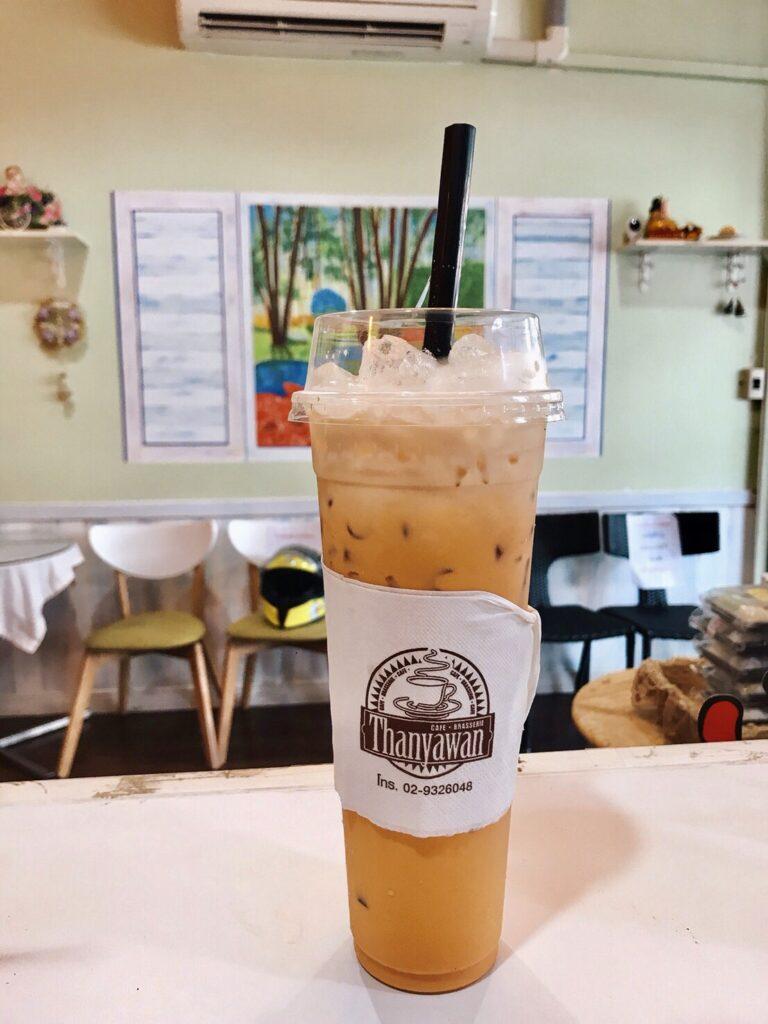 ชาไทยมะพร้าว 2