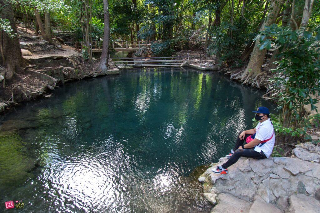 บ่อน้ำผุดธรรมชาติ1