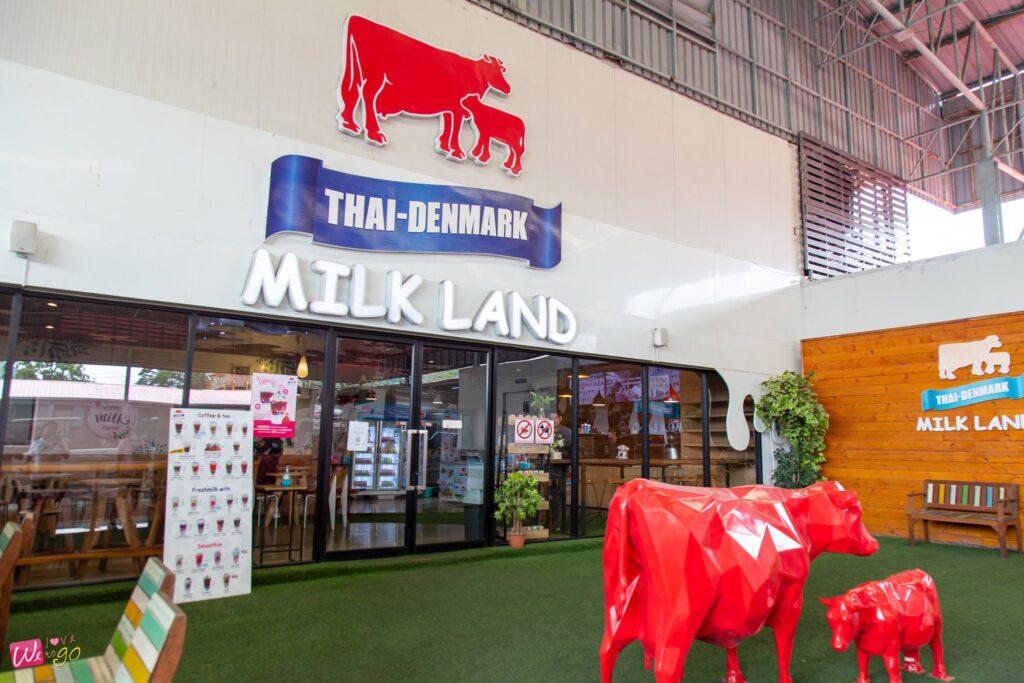 ฟาร์มโคนมไทย เดนมาร์ค1