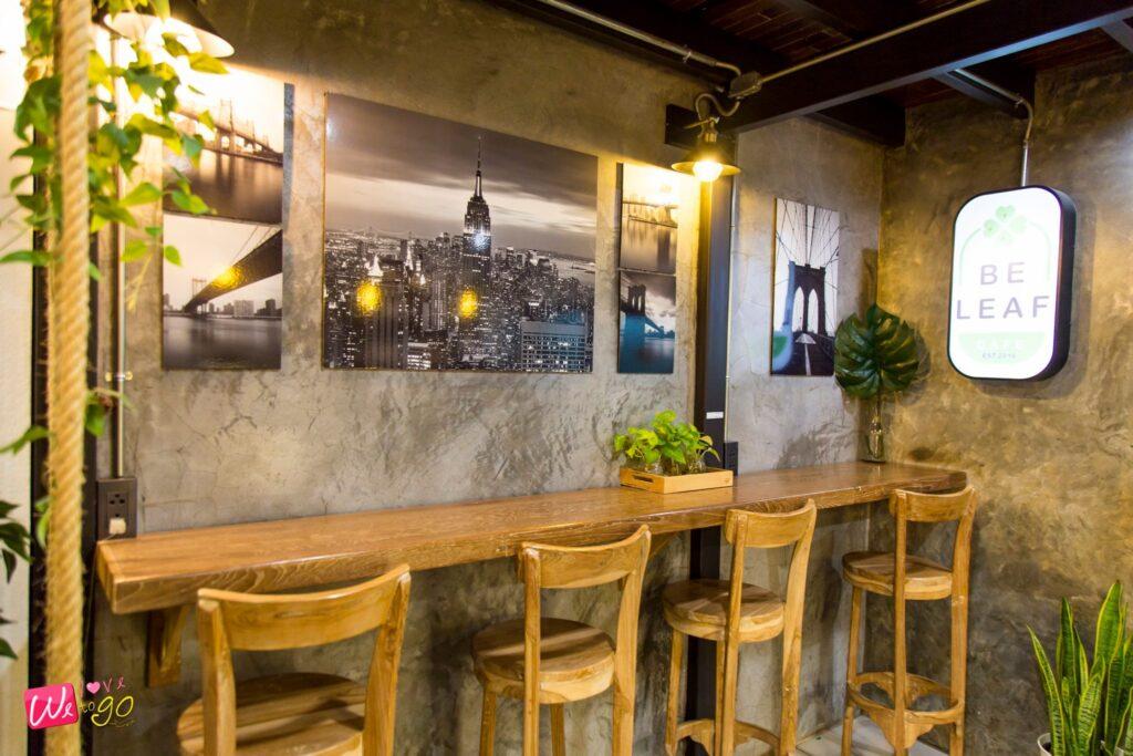 ร้าน Be Leaf Cafe 1