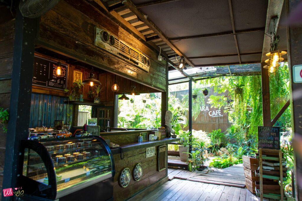 Tara cafe khaoyai1