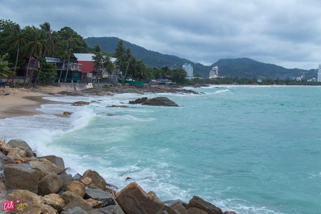 หาดกะหลิม Kalim Beach จ.ภูเก็ต1