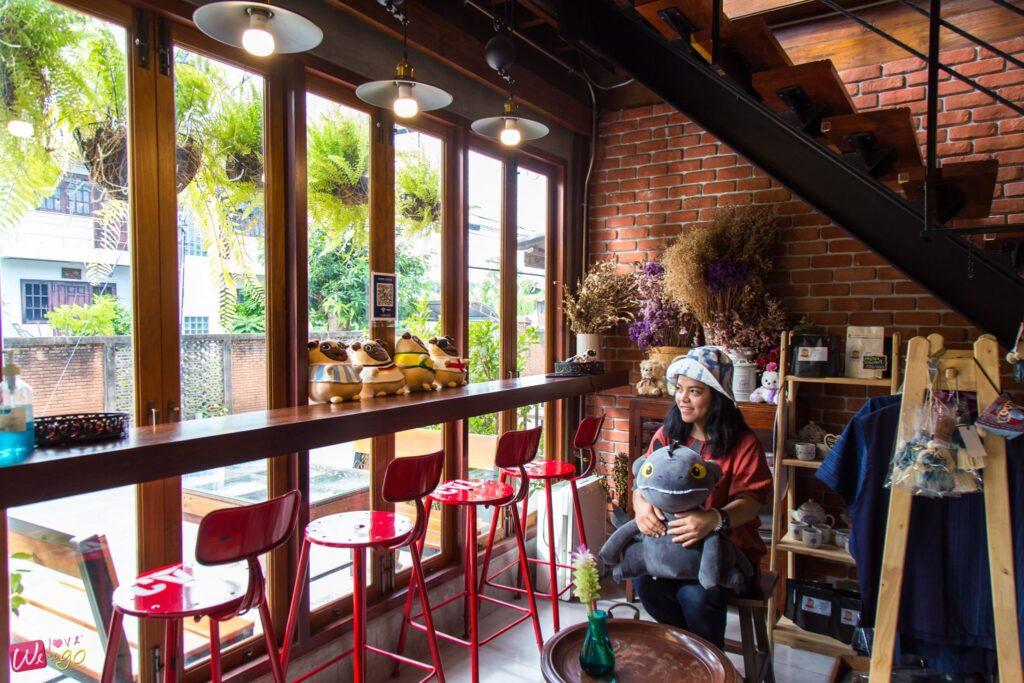 เลอกองเก่า Cafe de PhraeRis3