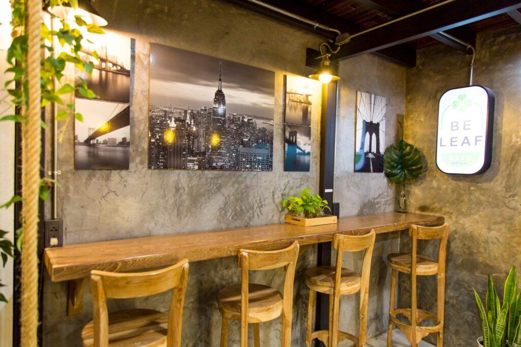 Be Leaf Cafe2