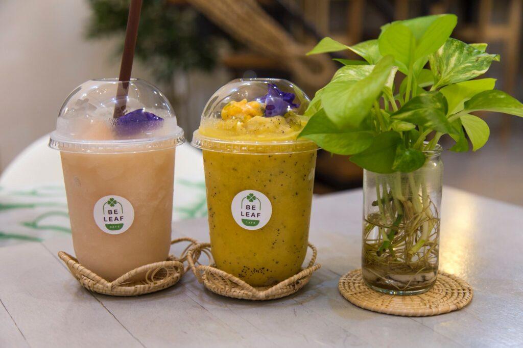 Be Leaf Cafe3