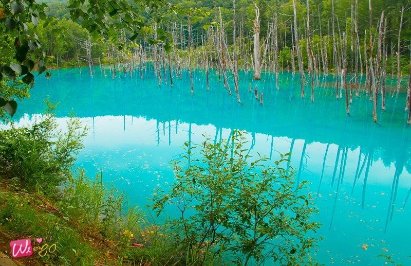 4.บ่อน้ำสีฟ้า 4