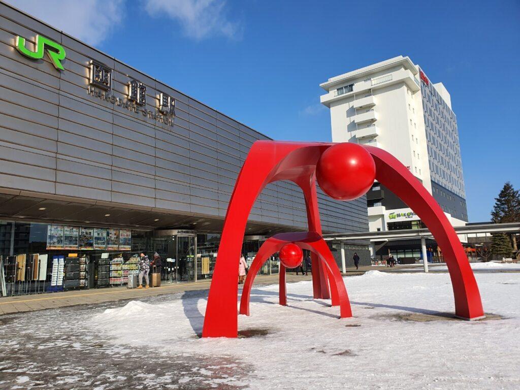Snow Monkey Hakodate 10