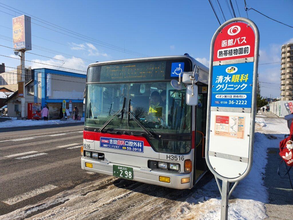 Snow Monkey Hakodate 15